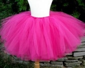 Fuchsia Tutu RTS Medium 14 inches.