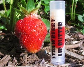 strawberry lip butter