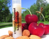 cherry almond lip butter