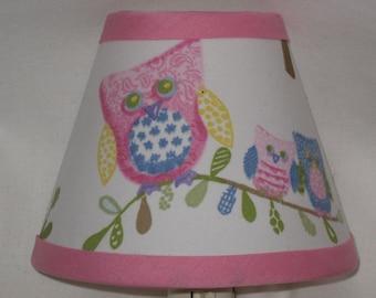Hayley Girls Night Light M2M Pottery Barn Kids Hayley Owl Bedding