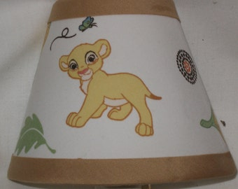 Disney Lion King Fabric Nursery Nightlight