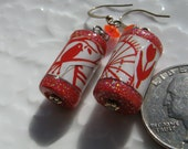 Birdie sings to me Design Earrings