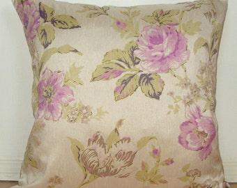Fleur Cushion- Lavender Pink