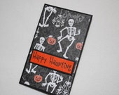 Happy Haunting Mini Card