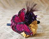 Fall Flutter Headband