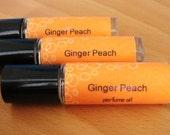 Ginger Peach - Perfume Oil