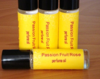 Passion Fruit Rose - Perfume Oil