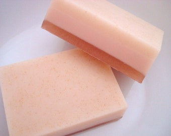 Oatmeal, Milk & Honey - Goats Milk Soap with Oatmeal