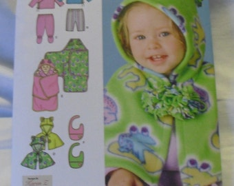 Simplicity Baby Pattern 4434