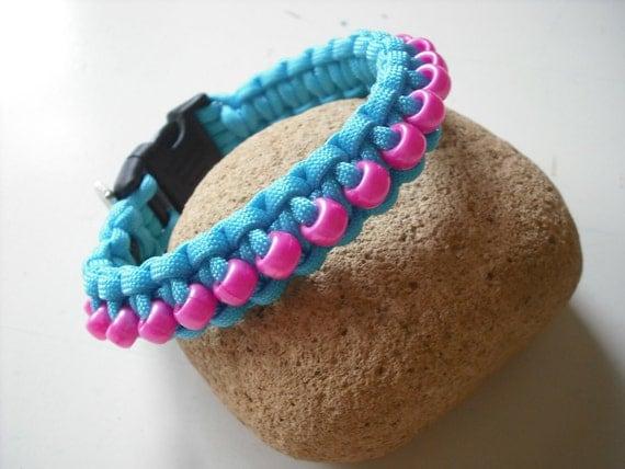 Diva Dog Collar, Dog Jewelry, Summer Dog Collar