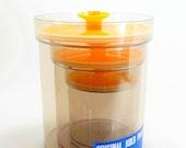 Yellow Kitchen Containers Erik Kold Plast