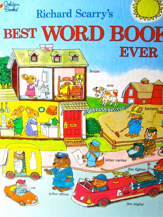 political correctness in richard scarrys book Differences between 1963 and 1991 editions of richard scarry kids' book kokogiak has a flickr gallery with scans from two different editions of richard scarry's the.
