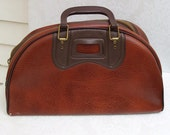 Mens Weekend Bag, Vintage Tote Bags, Vintage Travel Bag