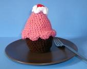 Cherry Cupcake crochet