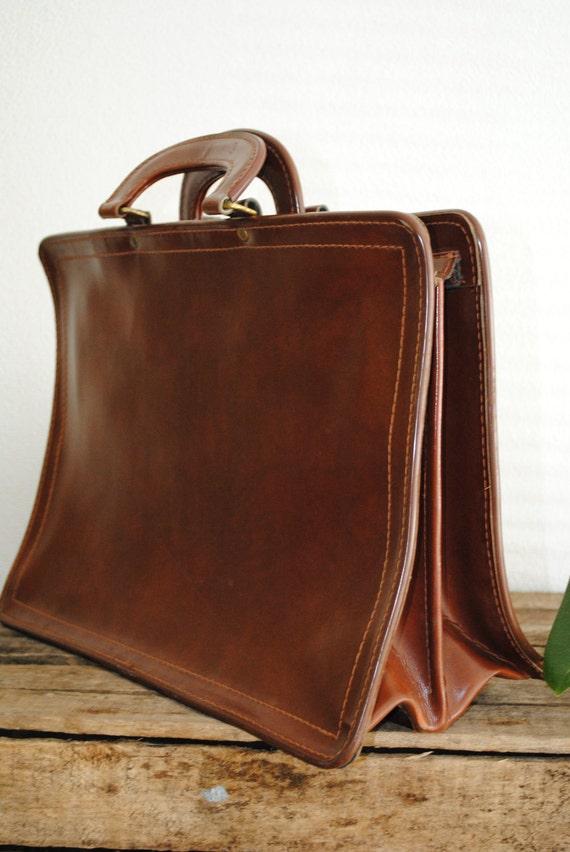 RESERVED Vintage Leatherette Unisex Portfolio