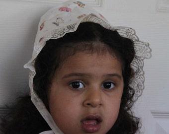 Baby bonnet - toys - Clearance