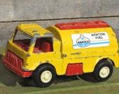 Vintage Tootsie Toy Car, Avitaion Fuel AMOCO, Collectibles, Vintage Metal Toy Car
