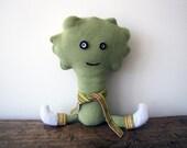 Custom Stuffed Plush Fabric Monster Toys