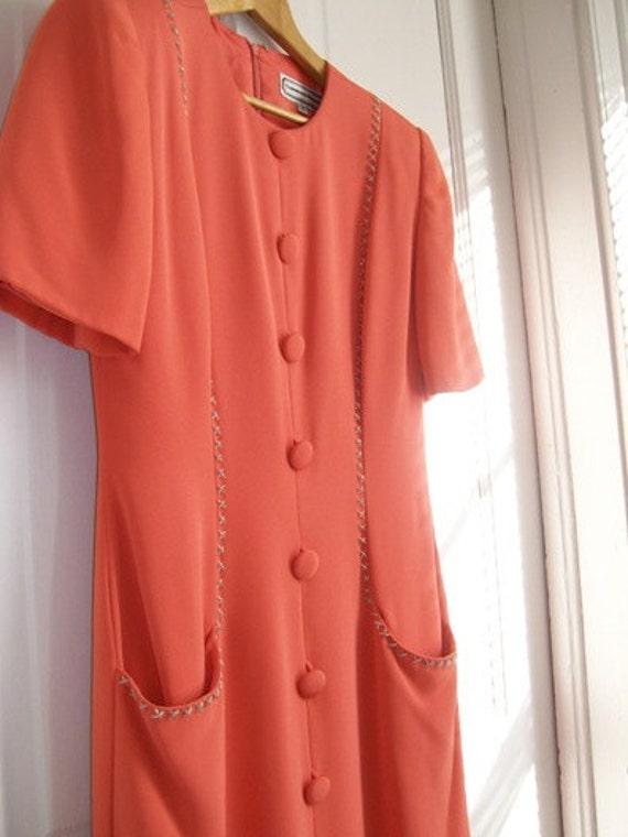 Vintage Carolina Herrera Dress
