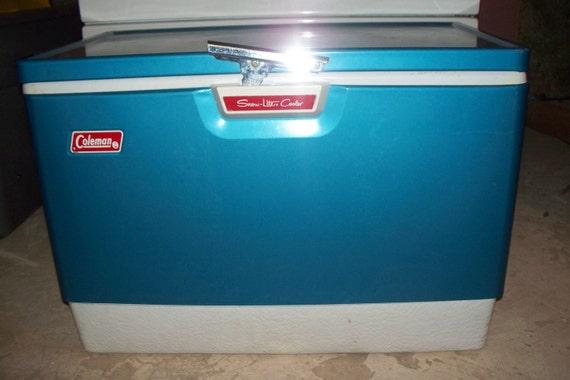 Vintage Coleman Cooler Replacement Parts