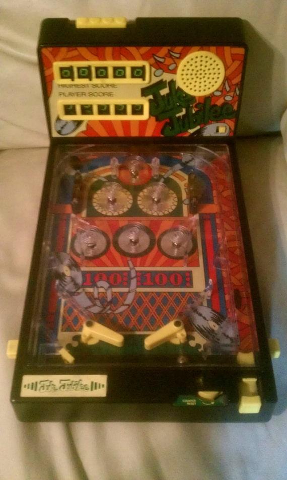 Vintage Avon Juke Jubilee Pinball Machine