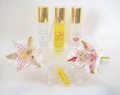 Natural Perfumes SAMPLE PACK