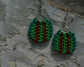 Pacific Northwest Round Earrings