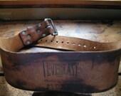 Vintage Everlast Weight Belt - Ivan Lopez