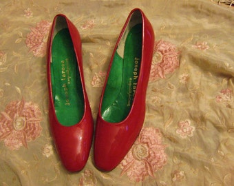Vintage La Rose 60s Pumps Shoes sz 9/10 Deadstock