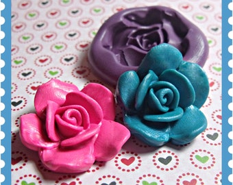 Flower Flexible silicone mold / mould