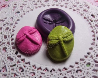 Dragonfly flexible silicone mold mould