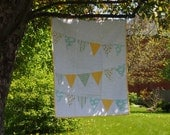 Cloud 9 Organic Baby Bunting Quilt