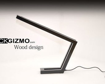 Wooden Office Lamp DL003