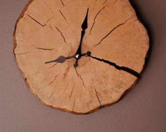Wooden Clock Wage WC002