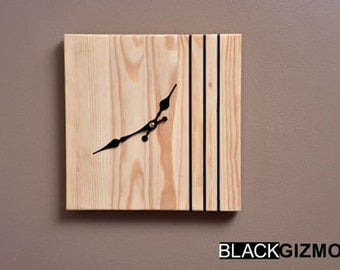 Wooden Clock WC003