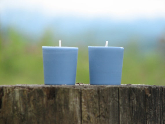North Country Blueberry  Handpoured 2oz Votives   Made in Vermont
