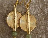 Afle Bijoux Serpentine Earrings