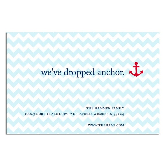 4x6 Zig Zag Anchor Moving Announcement