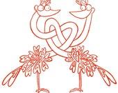 Lovebirds Valentine