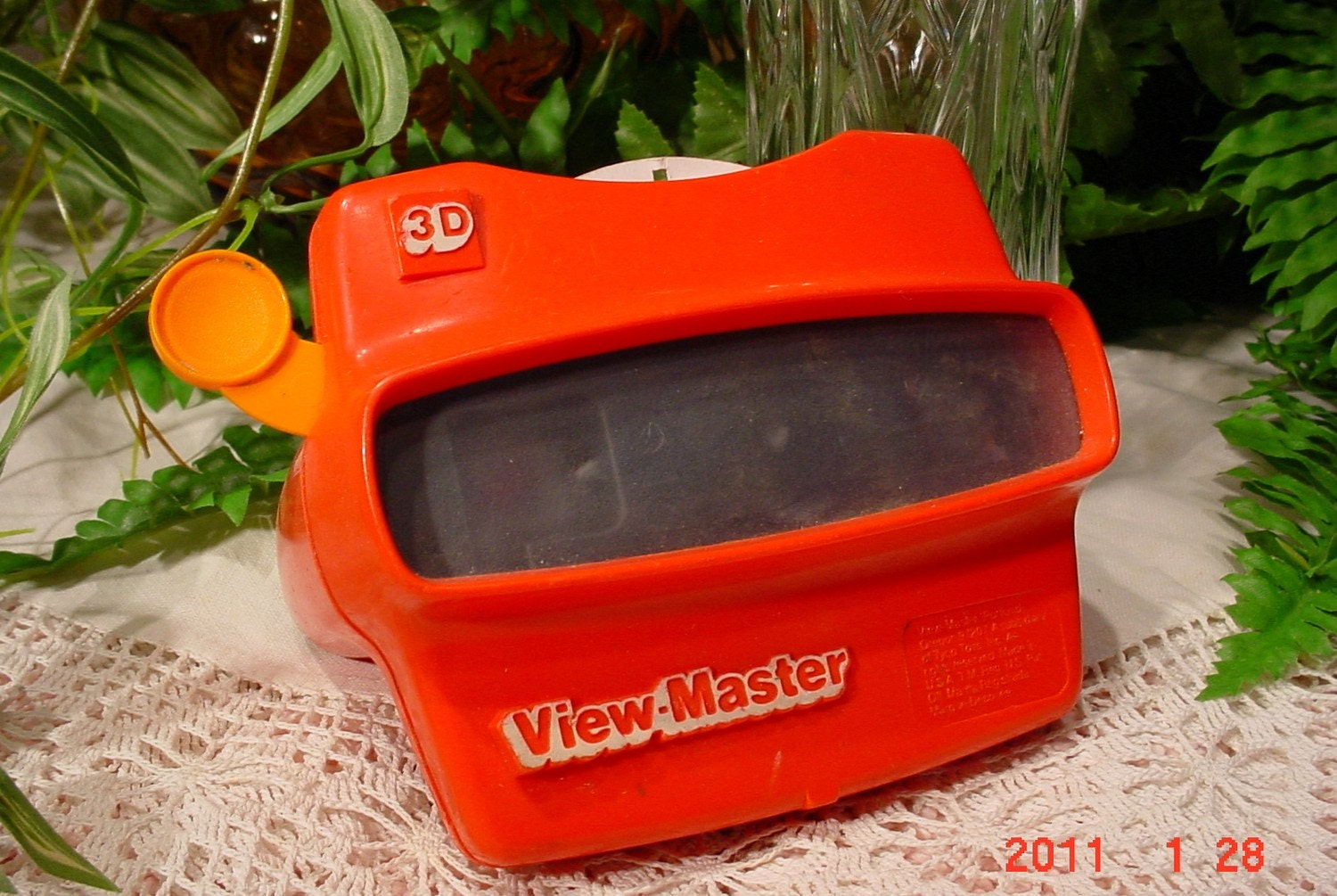 Toys From The 1980s : S d view master toy