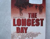 Vintage John Wayne VHS - The Longest Day- Black and White Version