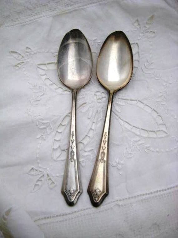 Vintage Silver Spoon Oneida Community Duchess by TooTooKute
