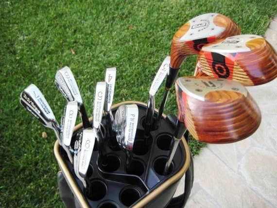 Golf Clubs With Bag Vintage Chi Chi Rodriguez Full Set Reg