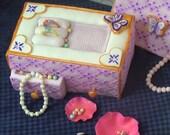 Handmade Edible Jewelry Box