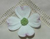 Gum Paste Dogwood Flowers
