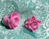 Rolled Gum Paste Roses