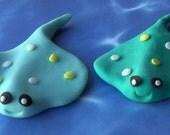 Gum Paste Sea Rays