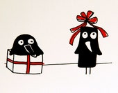 Christmas Chaos- Blank Christmas Card
