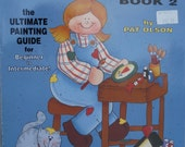 Pattern Book for Acrylic Painting - Anyone Can Paint by Pat Olson