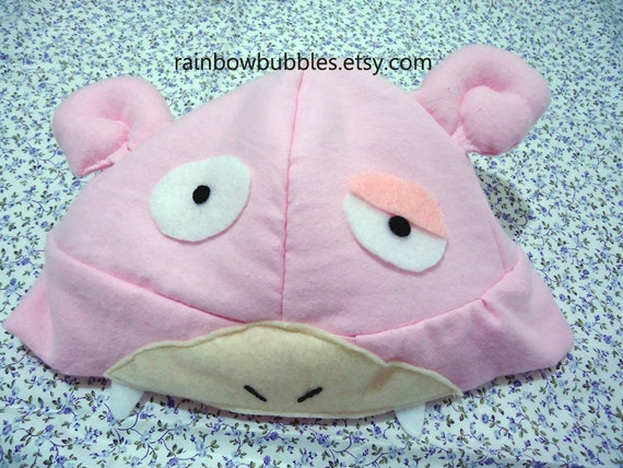 SALE - Slowpoke Cosplay Halloween Hat